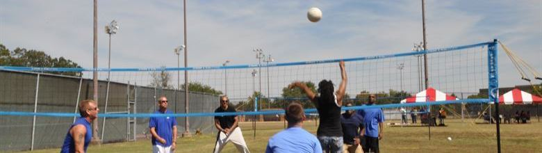 Outdoor Volleyball 3
